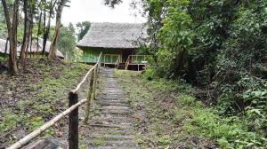 Amazon Eco Tours & Lodge, Hostelek  Santa Teresa - big - 40