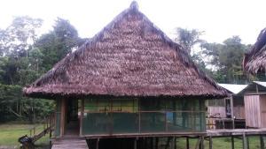 Amazon Eco Tours & Lodge, Hostelek  Santa Teresa - big - 46