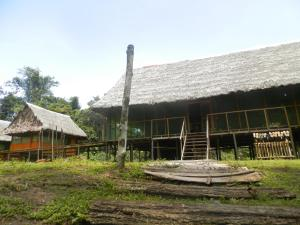 Amazon Eco Tours & Lodge, Hostelek  Santa Teresa - big - 39