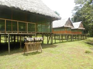 Amazon Eco Tours & Lodge, Hostels  Santa Teresa - big - 38