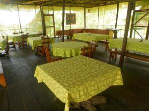 Amazon Eco Tours & Lodge, Hostelek  Santa Teresa - big - 41