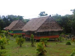 Amazon Eco Tours & Lodge, Hostelek  Santa Teresa - big - 35