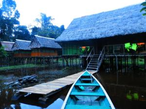 Amazon Eco Tours & Lodge, Hostelek  Santa Teresa - big - 48