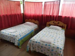 Amazon Eco Tours & Lodge, Hostelek  Santa Teresa - big - 9