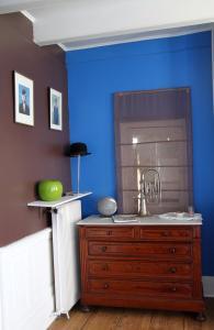 Chambres d'hôtes Manoir du Buquet, Bed & Breakfast  Honfleur - big - 12