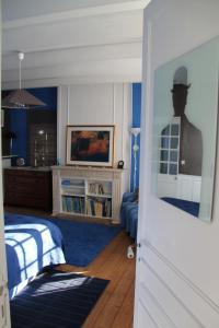 Chambres d'hôtes Manoir du Buquet, Bed & Breakfast  Honfleur - big - 15