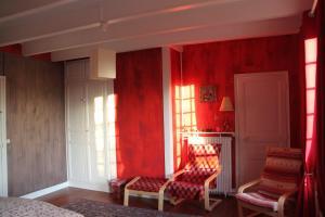 Chambres d'hôtes Manoir du Buquet, Bed & Breakfast  Honfleur - big - 67