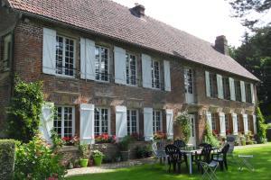 Chambres d'hôtes Manoir du Buquet, Bed & Breakfast  Honfleur - big - 21