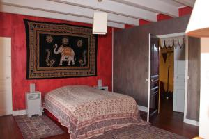 Chambres d'hôtes Manoir du Buquet, Bed & Breakfast  Honfleur - big - 20