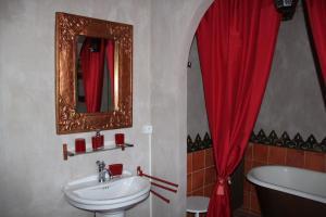 Chambres d'hôtes Manoir du Buquet, Bed & Breakfast  Honfleur - big - 19