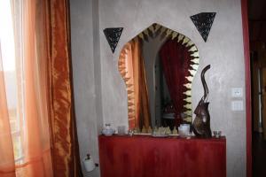 Chambres d'hôtes Manoir du Buquet, Bed & Breakfast  Honfleur - big - 34
