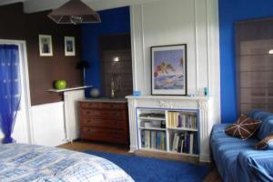 Chambres d'hôtes Manoir du Buquet, Bed & Breakfast  Honfleur - big - 36
