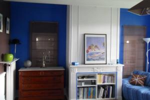 Chambres d'hôtes Manoir du Buquet, Bed & Breakfast  Honfleur - big - 33
