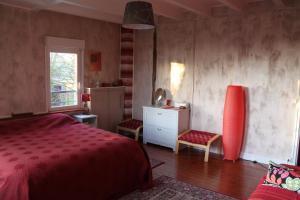 Chambres d'hôtes Manoir du Buquet, Bed & Breakfast  Honfleur - big - 31