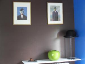 Chambres d'hôtes Manoir du Buquet, Bed & Breakfast  Honfleur - big - 29