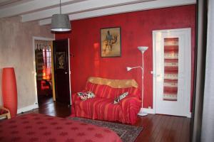Chambres d'hôtes Manoir du Buquet, Bed & Breakfast  Honfleur - big - 3