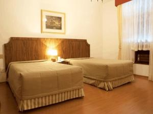 Vacance Hotel, Resorts  Águas de Lindóia - big - 11