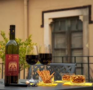 Residence Degli Agrumi, Apartmanok  Taormina - big - 8