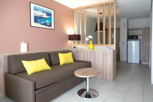Residence de Tourisme Ajaccio Amirauté, Aparthotely  Ajaccio - big - 19