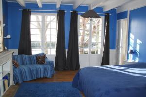 Chambres d'hôtes Manoir du Buquet, Bed & Breakfast  Honfleur - big - 26