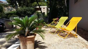 Villa Bobnell, Apartments  Cassis - big - 10