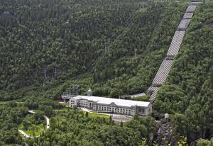 Rjukan Hytteby, Комплексы для отдыха с коттеджами/бунгало  Рьюкан - big - 24