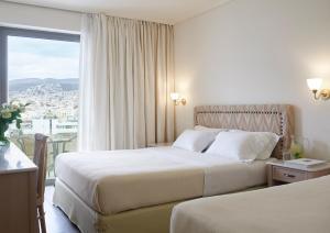 Amarilia Hotel, Отели  Афины - big - 2
