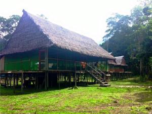 Amazon Eco Tours & Lodge, Hostelek  Santa Teresa - big - 37