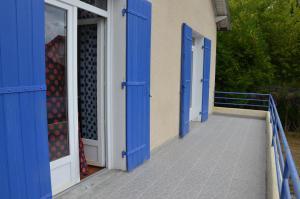 Weckerlin, Holiday homes  Sarliac-sur-l'Isle - big - 11
