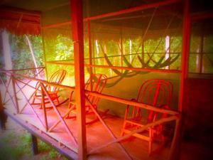 Amazon Eco Tours & Lodge, Hostelek  Santa Teresa - big - 21