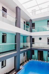 Hotel Flamingo Merida, Hotely  Mérida - big - 22