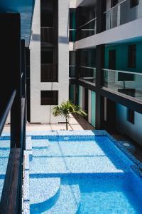 Hotel Flamingo Merida, Отели  Мерида - big - 25