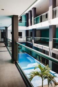 Hotel Flamingo Merida, Отели  Мерида - big - 29