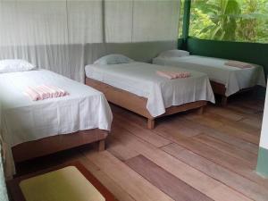 Amazon Eco Tours & Lodge, Hostelek  Santa Teresa - big - 15