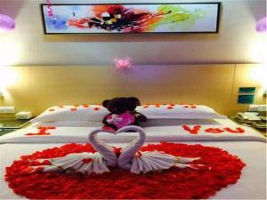 City Comfort Inn Guilin Guihu Branch, Hotel  Guilin - big - 14