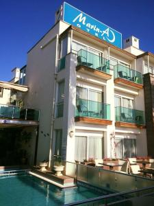 Marin-A Hotel, Hotely  Turgutreis - big - 73