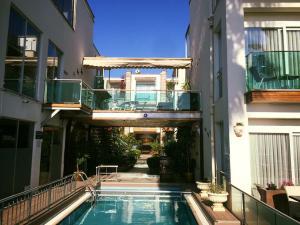 Marin-A Hotel, Hotely  Turgutreis - big - 71