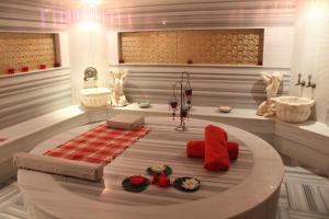 Marin-A Hotel, Hotely  Turgutreis - big - 74