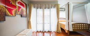 Luxury Town House in the Heart of the Old City, Case vacanze  Chiang Mai - big - 15