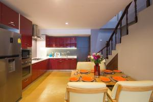 Luxury Town House in the Heart of the Old City, Ferienhäuser  Chiang Mai - big - 28