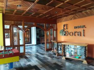 Hotel El Doral, Szállodák  Monte Gordo - big - 63