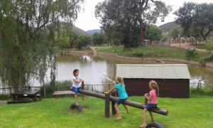 Wilgewandel Holiday Farm & Day Restaurant, Bed & Breakfasts  Oudtshoorn - big - 52
