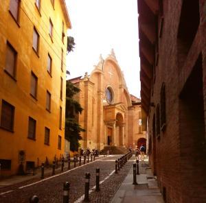 Affittacamere Cartoleria, Penzióny  Bologna - big - 13