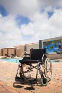 Bubali Luxury Apartments - Adults Only - Wheelchair Friendly, Apartmány  Palm-Eagle Beach - big - 58