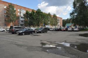 Apartament Na Pospelova 15, Ferienwohnungen  Tashtagol - big - 21