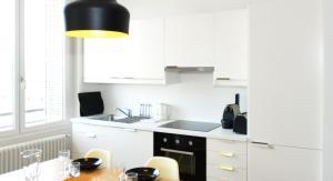 Appart' Montcharmont, Apartmanok  Lyon - big - 7