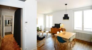 Appart' Montcharmont, Apartmanok  Lyon - big - 9