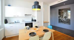 Appart' Montcharmont, Apartmanok  Lyon - big - 12