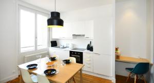 Appart' Montcharmont, Apartmanok  Lyon - big - 16