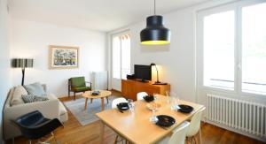Appart' Montcharmont, Apartmanok  Lyon - big - 19